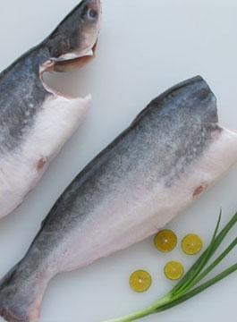 FROZEN FARMED FISH